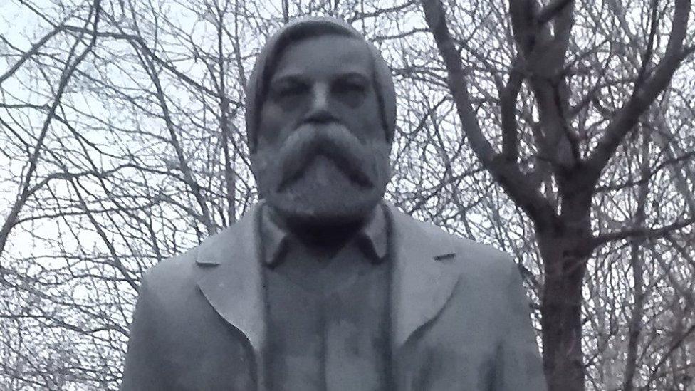 statua u Berlinu