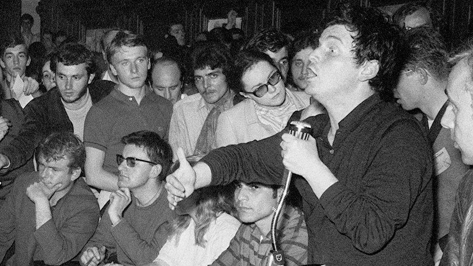 قاد كون-بينديت عام 1968 الاحتجاجات الطلابية في جامعة نانتير