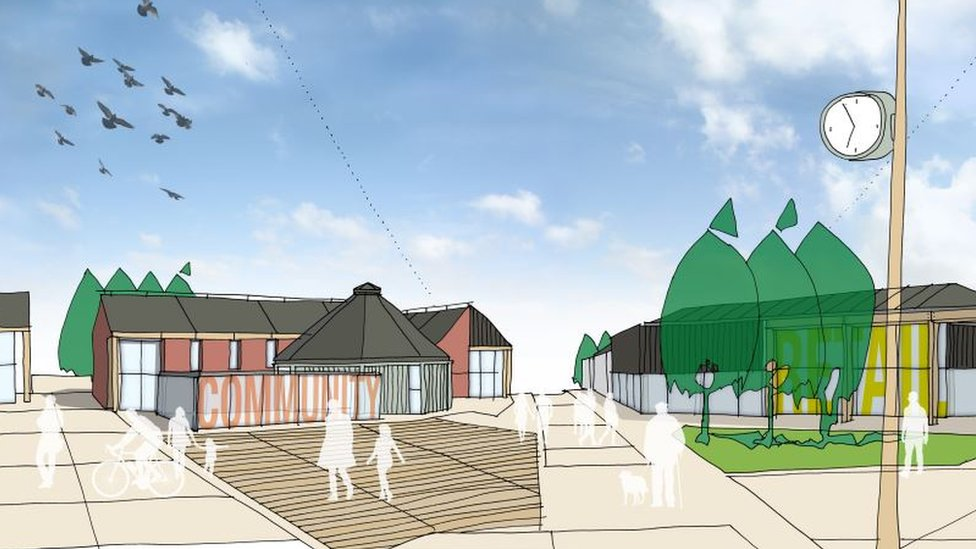 Newtown St Boswells auction mart plans could create 'new town centre'
