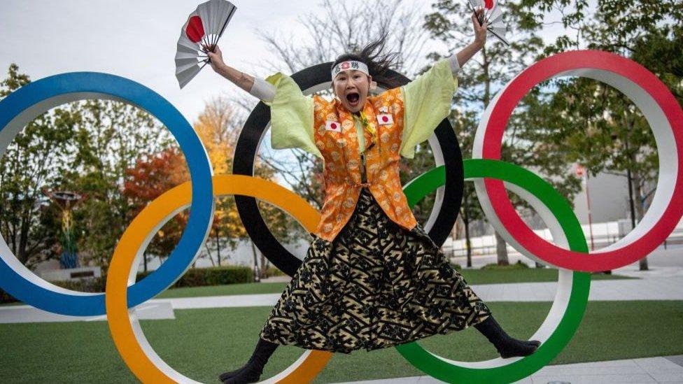 推遲一年後,第32屆夏季奧運會開幕式於7月23日在東京舉辦。