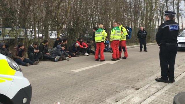 Migrants in Canterbury