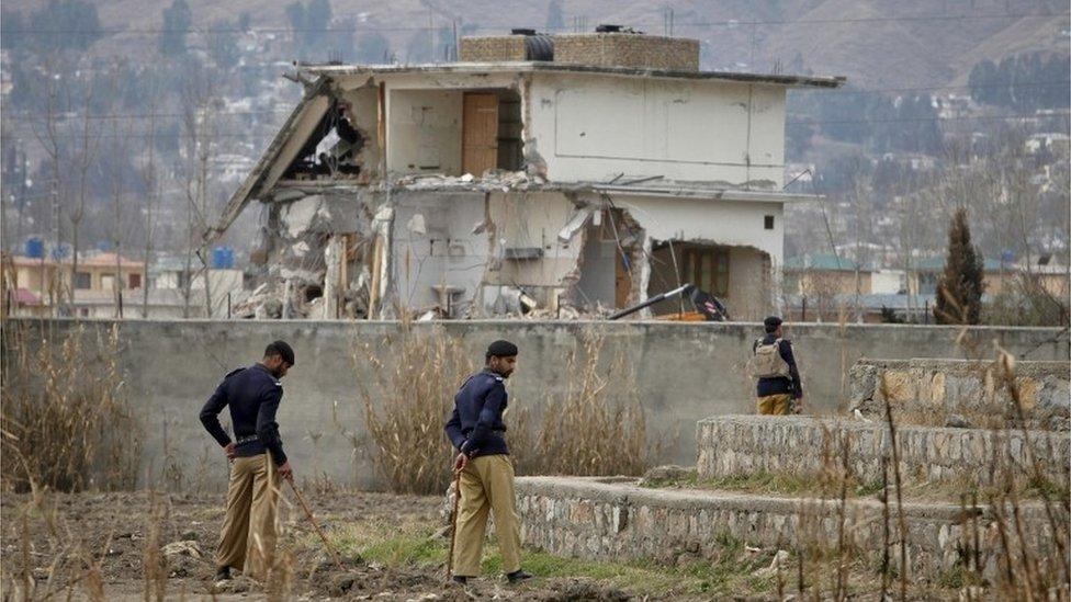 Residencia de Osama bin Laden