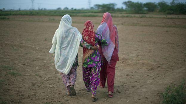 نساء هنديات