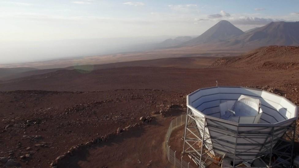 Telescopio de Cosmología de Atacama