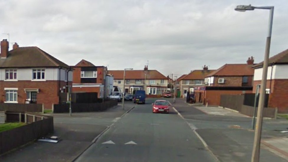 Heathfield Road and Lindel Road, Fleetwood