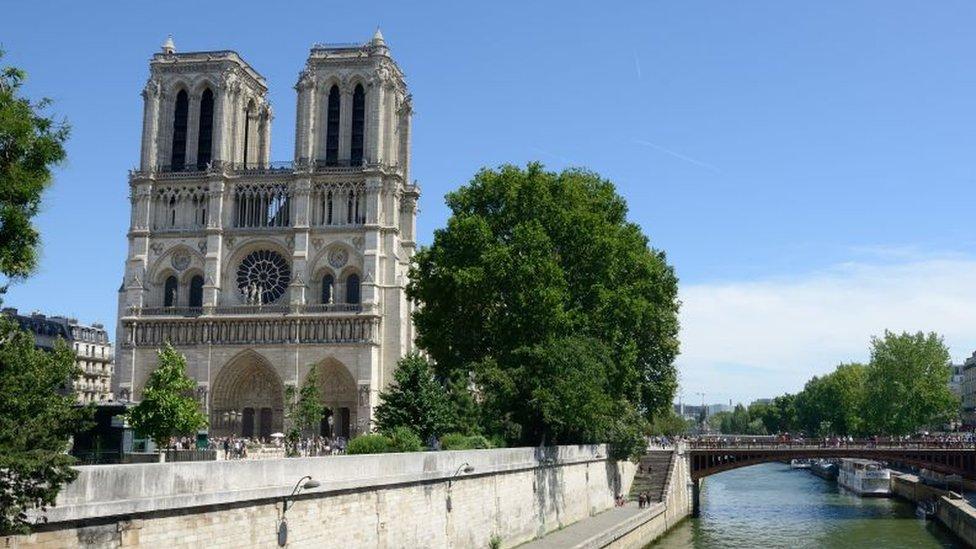 Собор у Парижі