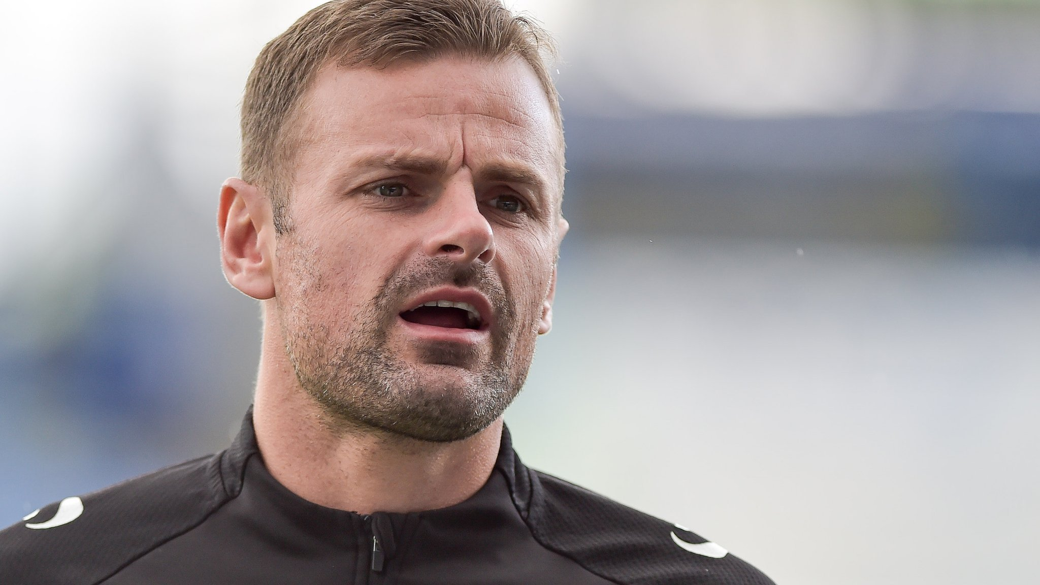 Richie Wellens: Swindon players 'should be embarrassed to be 17th in League Two'