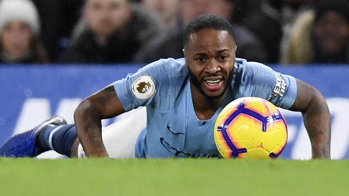 Raheem Sterling: Manchester City forward says newspapers 'fuel racism' in football