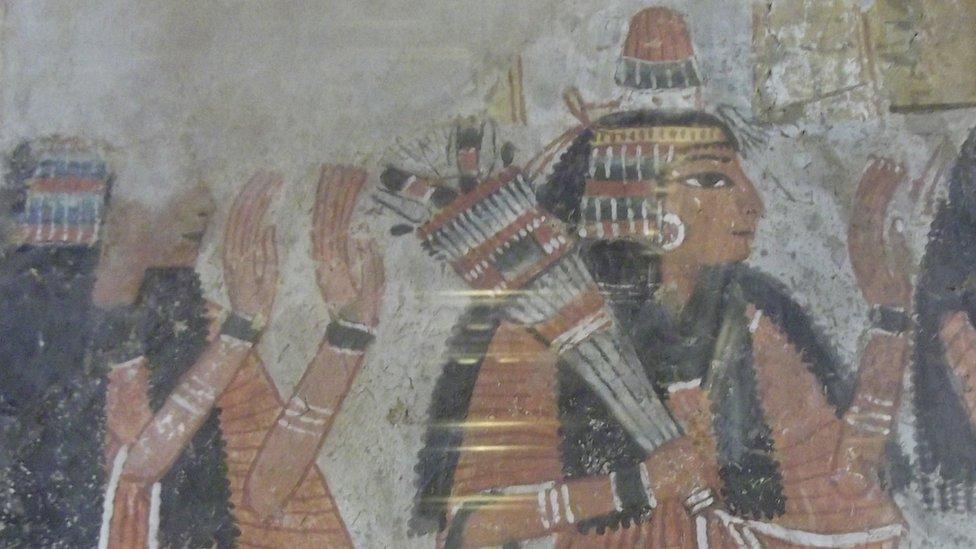 صور لسيدات من مصر القديمة