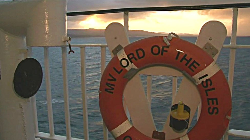 MV Lord of the Isles