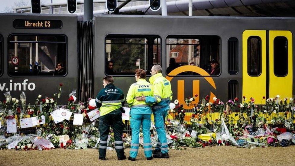 Küstahlık: Hollanda'daki Tramvay Saldırısını Erdoğan'a Bağladılar ile ilgili görsel sonucu