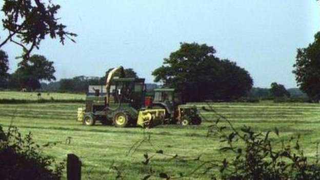 The proposal would see a 500KW digester that would take 10,950 tonnes of silage