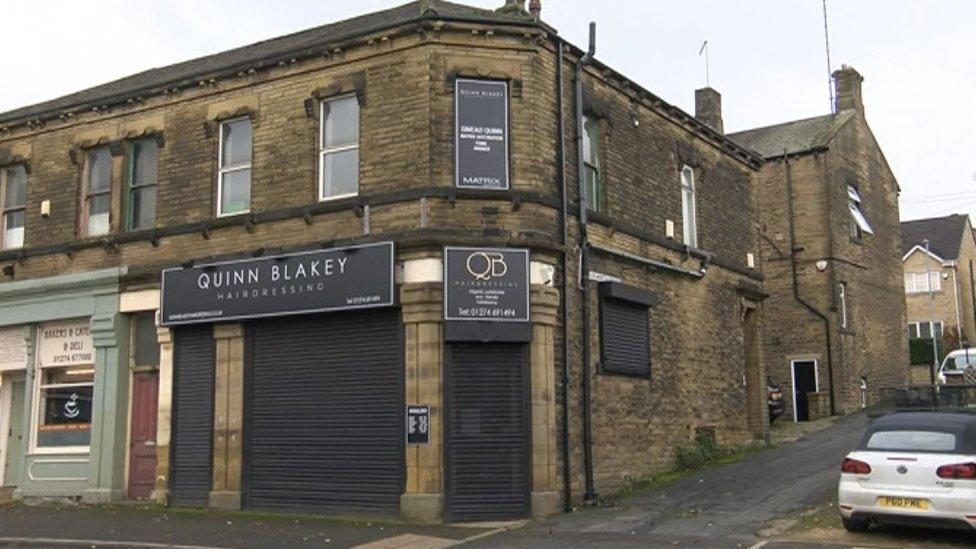 Covid-19: Bradford salon fined £17,000 for lockdown opening thumbnail
