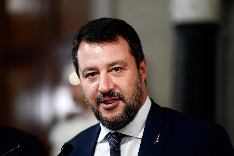 Lig lideri Salvini