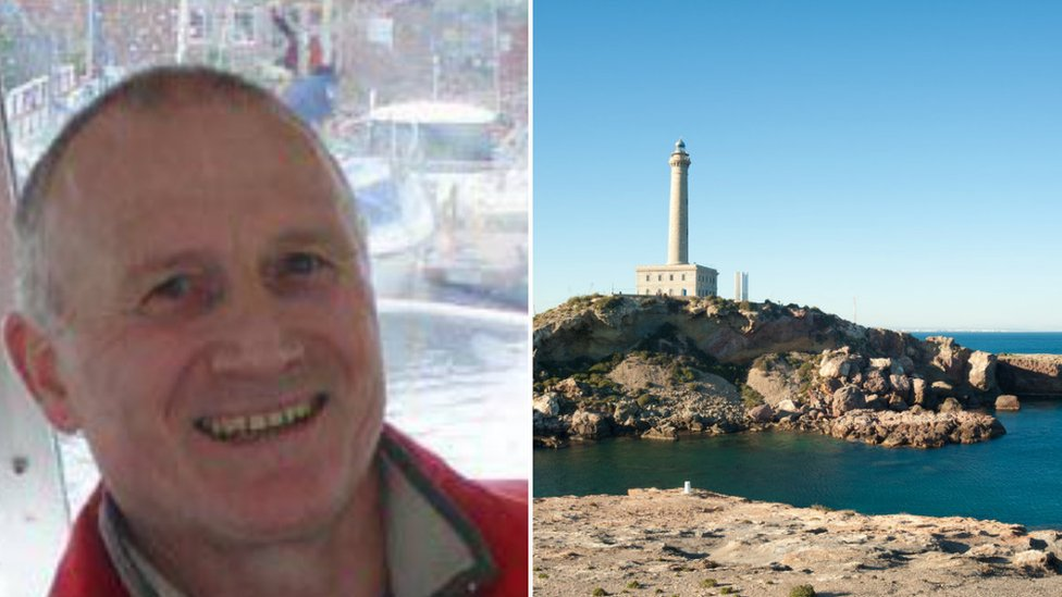 Scotsman dies after diving accident in Spain