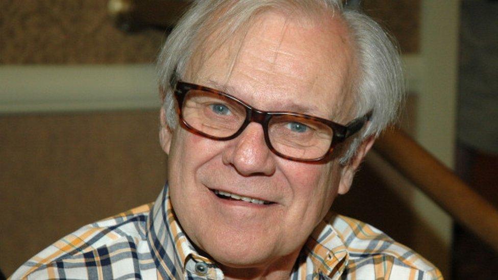 Dallas TV star Ken Kercheval dies aged 83