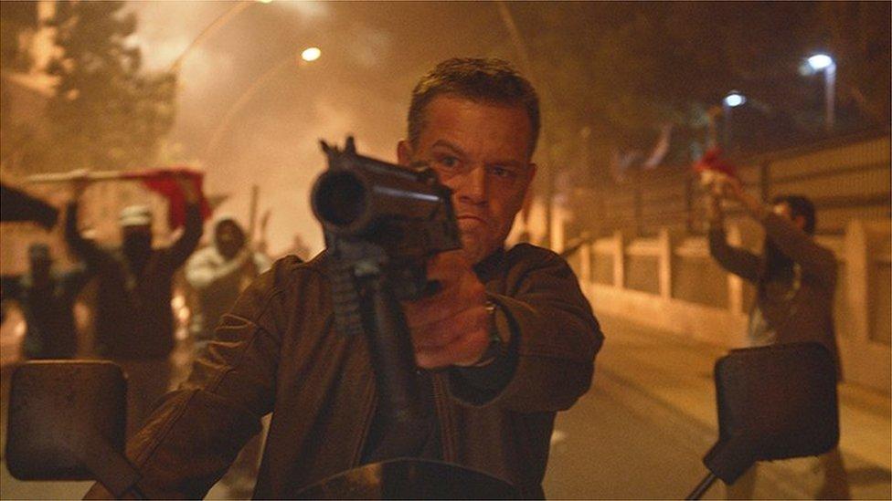 รีวิวหนัง Jason Bourne - เจสัน บอร์น ยอดจารชนคนอันตราย ผู้กำกับ Paul Greengrass