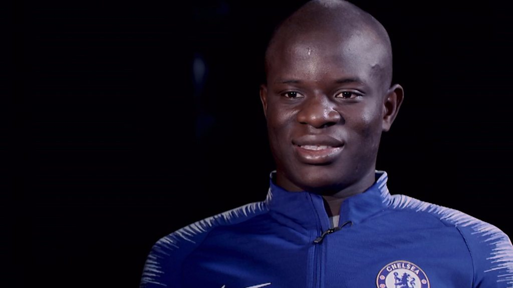 N'Golo Kante insists life has not changed since signing a new contract at Chelsea