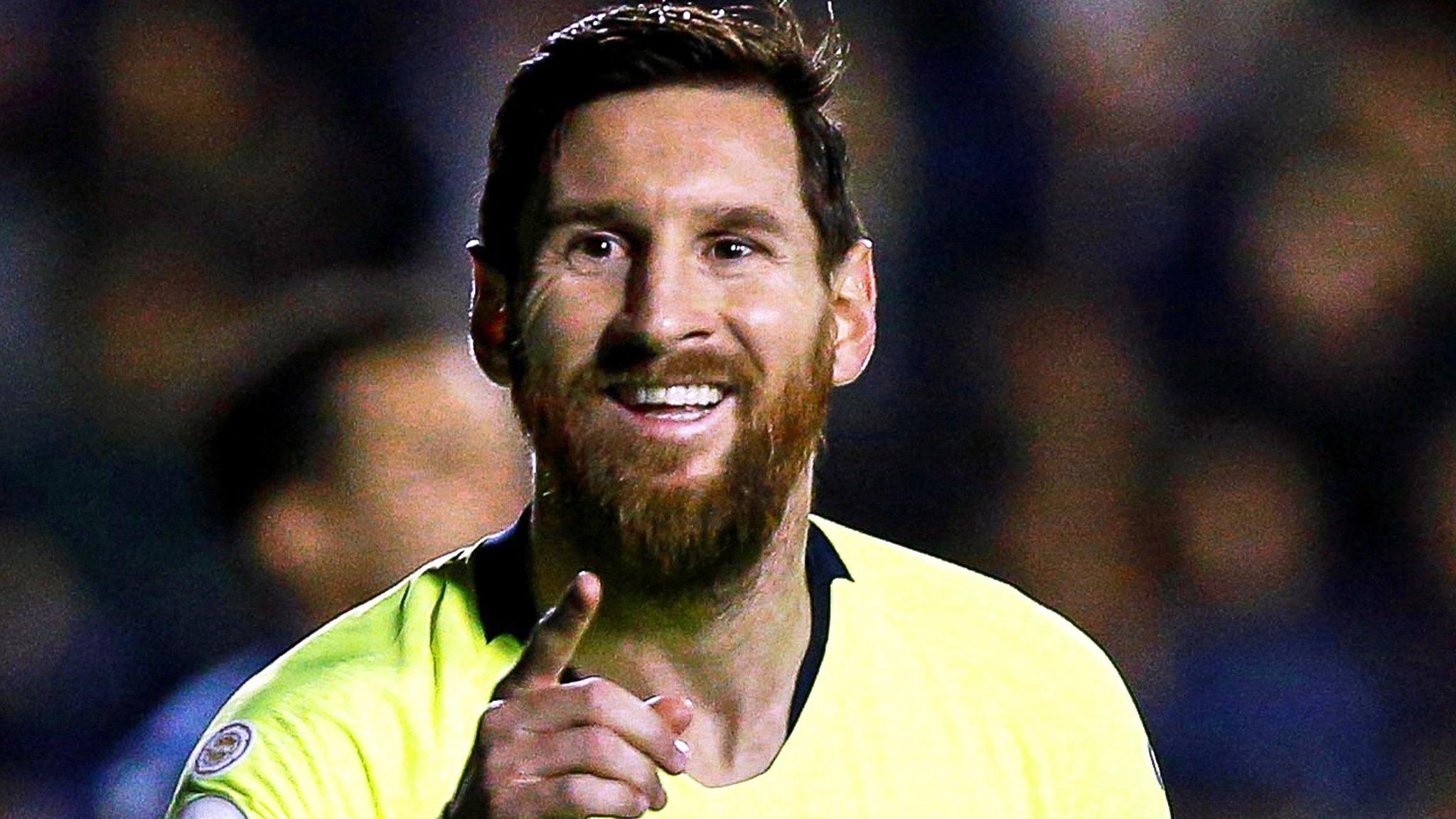 Levante 0-5 Barcelona