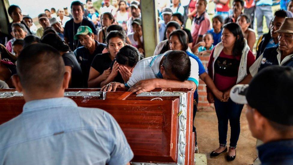 Asesinato de una mujer frente a sus hijos indigna a todo Colombia