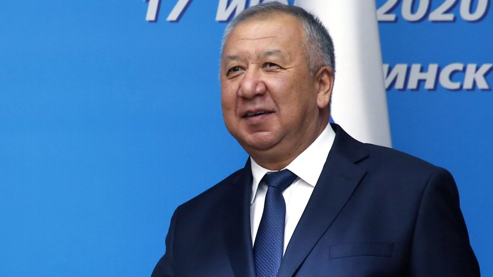 Kubatbek Boronov
