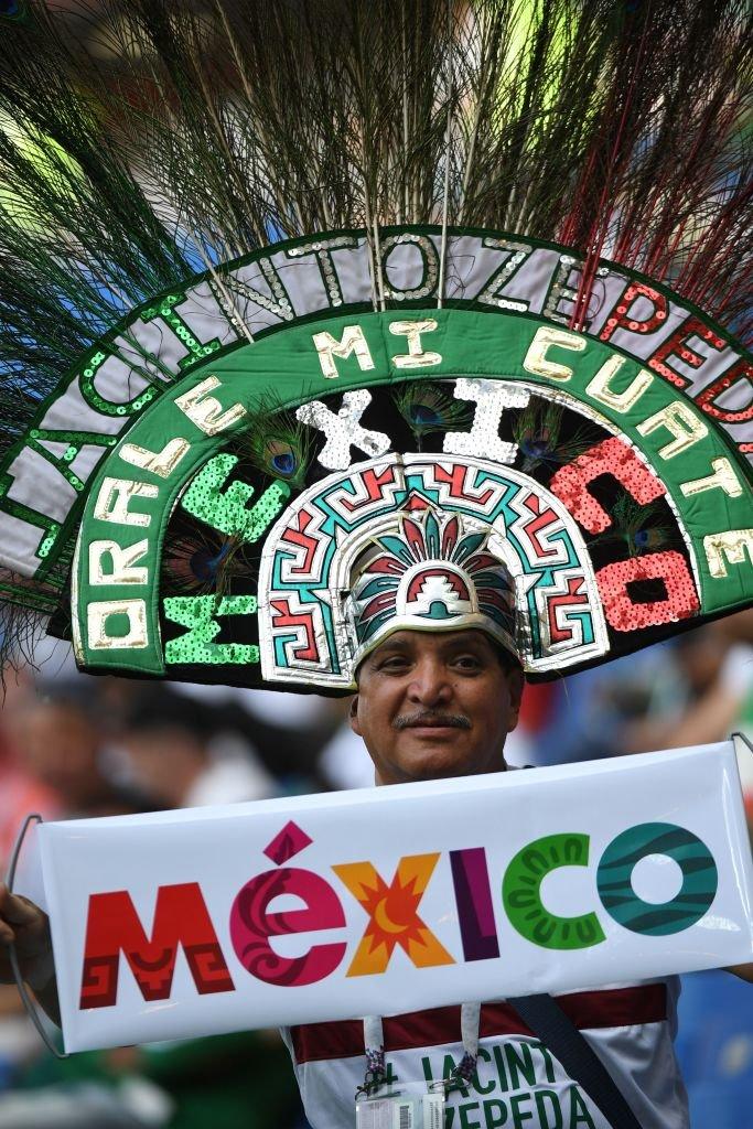 Los aficionados mexicanos están listos para apoyar a su selección.