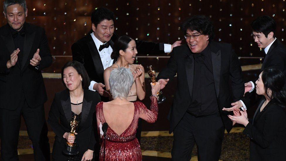 2020 Oscar töreni, Parazit filmi yönetmeni