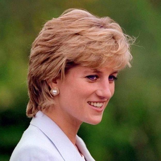 Lady Diana nunca fue oficialmente princesa.