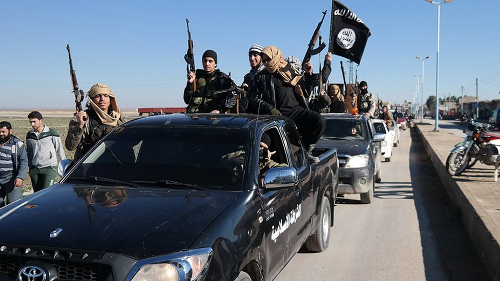 Islamic State group plans to rebound with more attacks - MI6