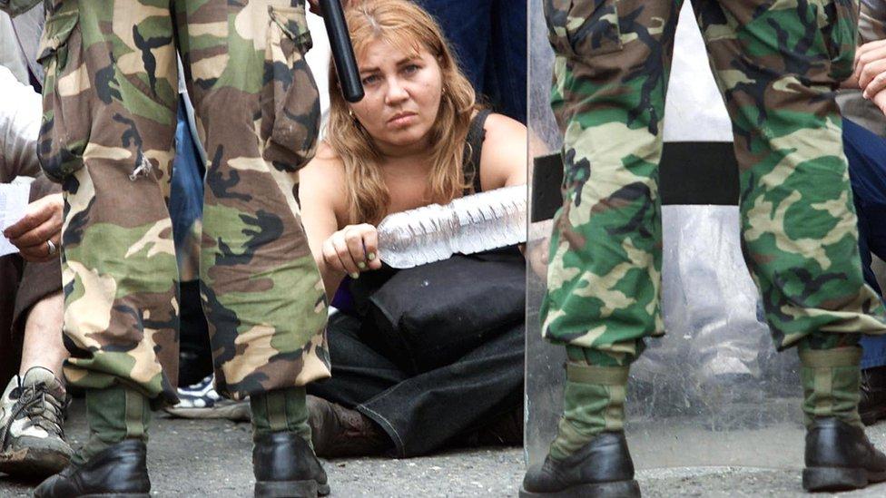 Protest u Venecueli