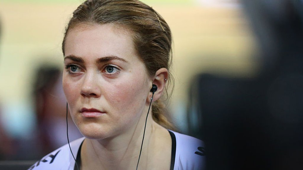 Jess Varnish tribunal: Ex-rider putting 'self interest' first, says British Cycling lawyer