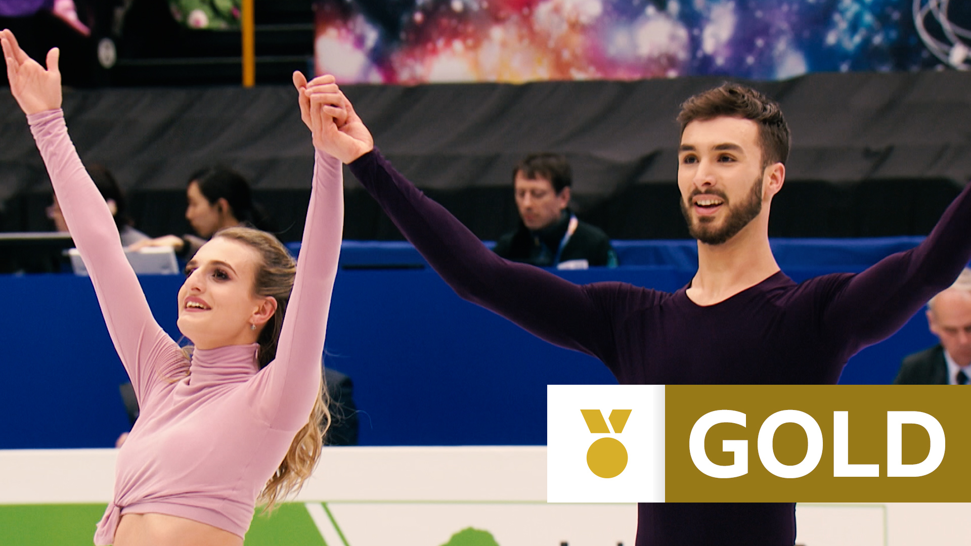Figure Skating World Champs: France's Papadkis and Cizeron retain free dance crown
