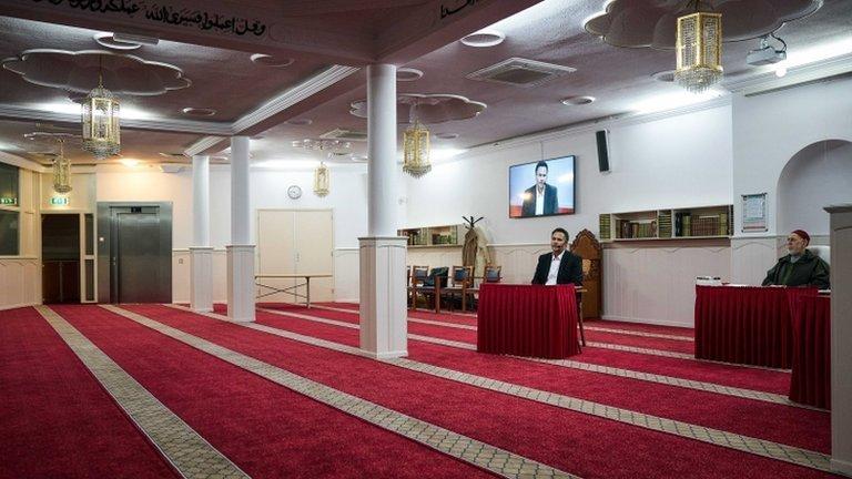 Lahey'deki El İslam Camii