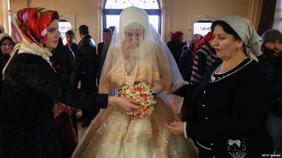Čečenska mlada