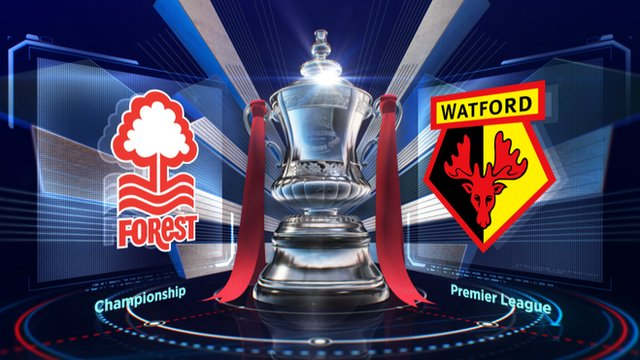 Highlights: Nottingham Forest v Watford
