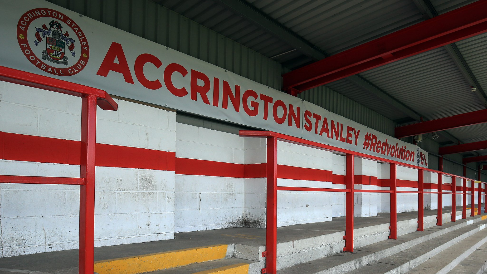 Accrington Stanley: Owner Andy Holt on club's ascent to League One