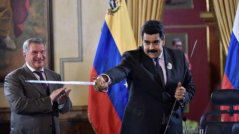 La petrolera rusa asegura que Venezuela ha cumplido con el pago de sus deudas.