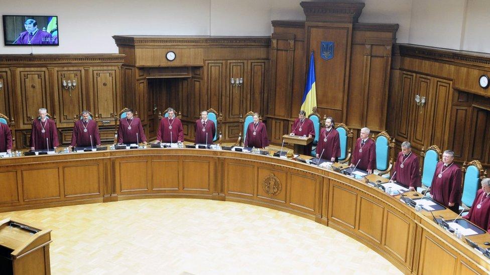 За що в Росії хочуть покарати українських суддів?