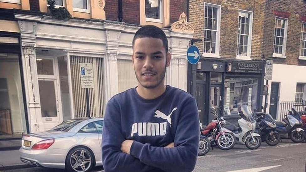Teen jailed over youth worker death