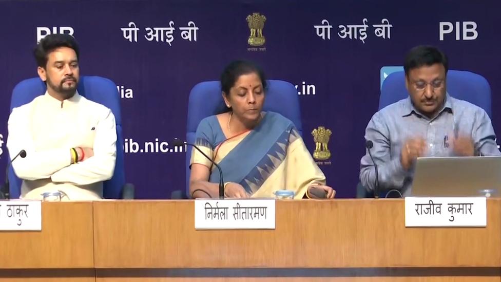 NirmalaSitharaman, वित्त मंत्री, निर्मला सीतारमण, Nirmala Sitharaman, FPI