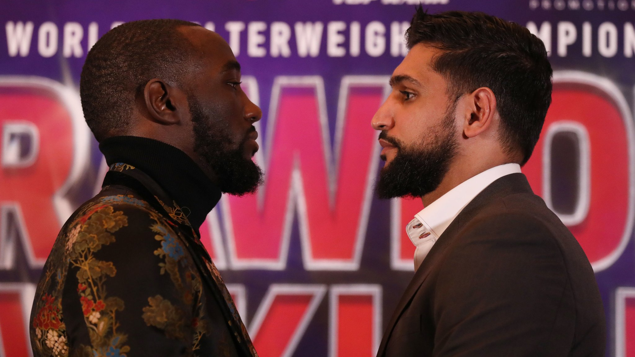 Amir Khan says he 'couldn't say no' to Terence Crawford fight