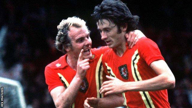 Wales 1-1 Yugoslavia