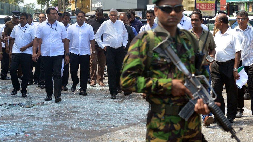 Sri Lanka attacks: Authorities face scrutiny over advance warnings