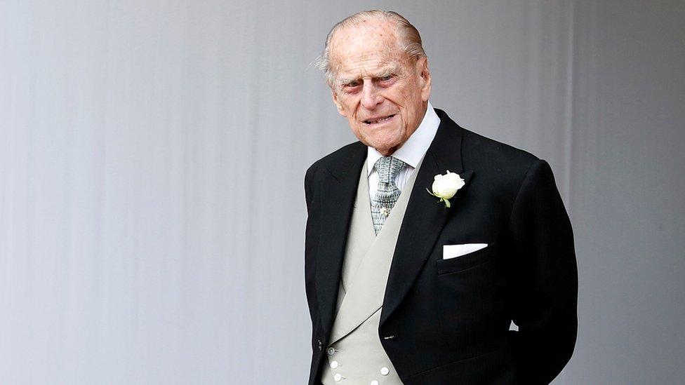 Princ Filip prisustvovao je venčanju princeze Evgenije prošlog oktobra