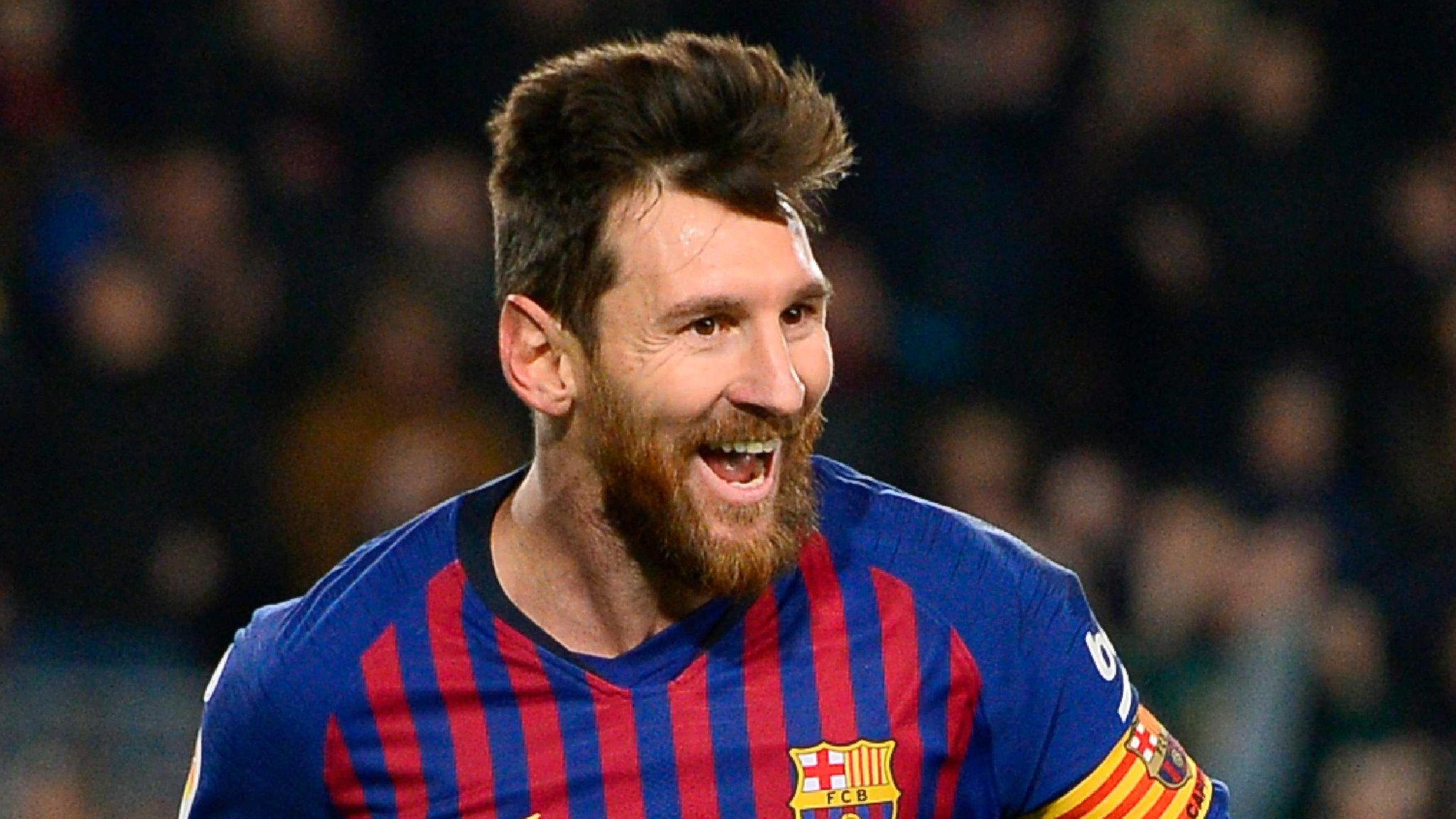 Barcelona 3-1 Leganes: Lionel Messi off the bench to inspire victory