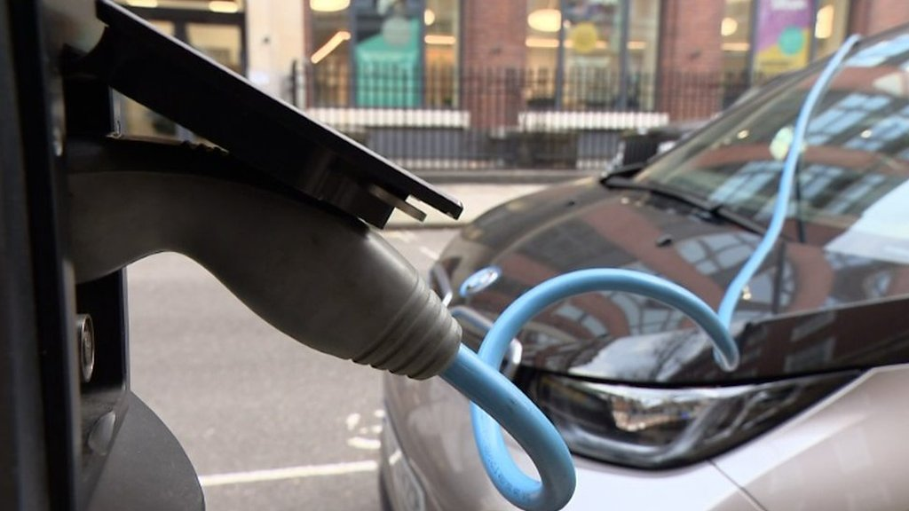 What's it like to own an electric car in London?