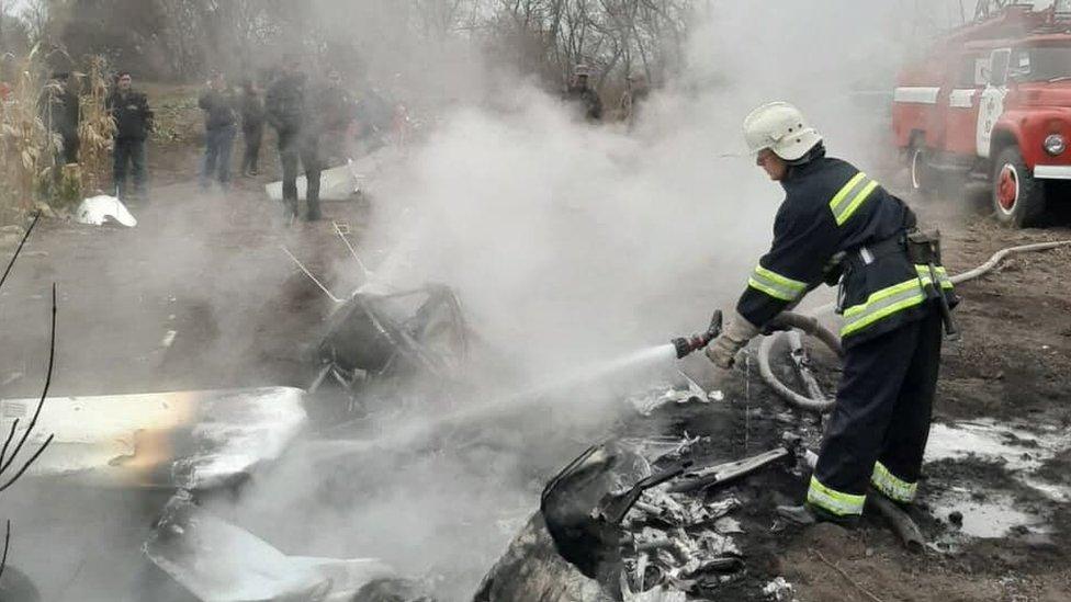 Ексміністр Тарас Кутовий загинув у катастрофі гелікоптера
