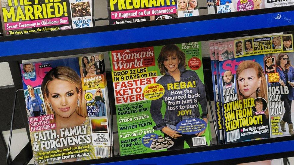 Revistas.