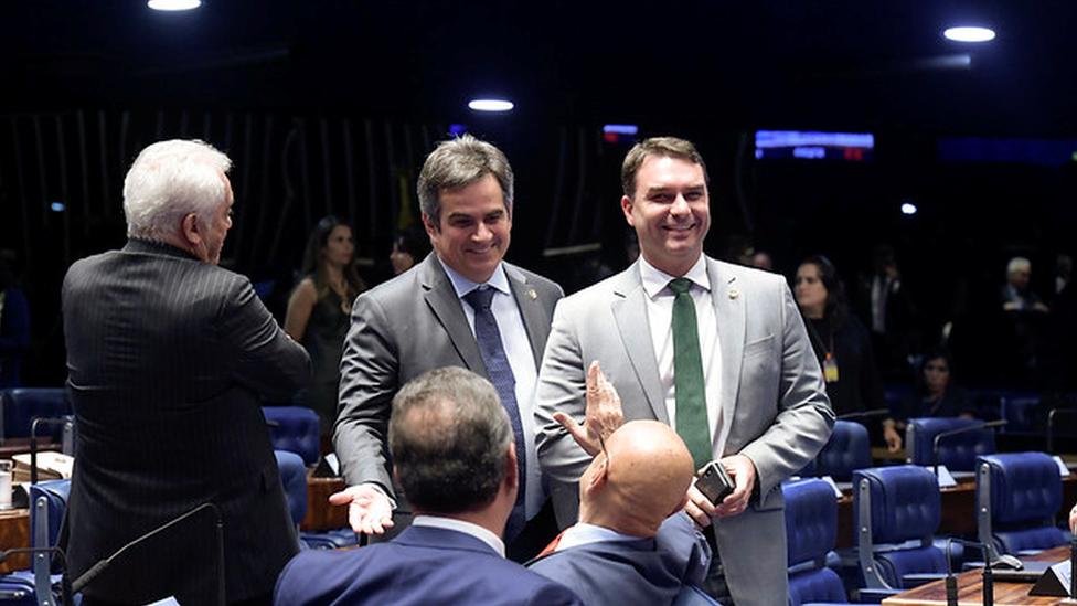 Ciro Nogueira no Senado