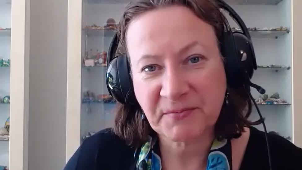 Elisabeth Bik, em entrevista à BBC News Brasil